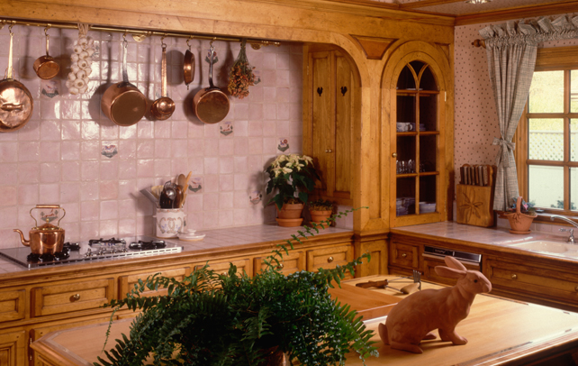 Country Style French Country Bathrooms And French Country Kitchens