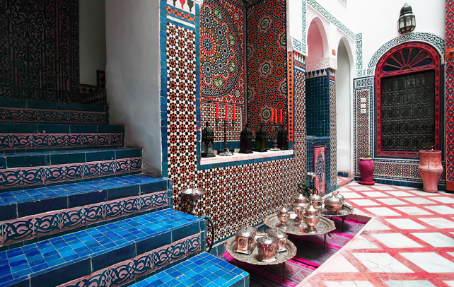 Home Design Ideas With Moroccan Themes | eHow.com