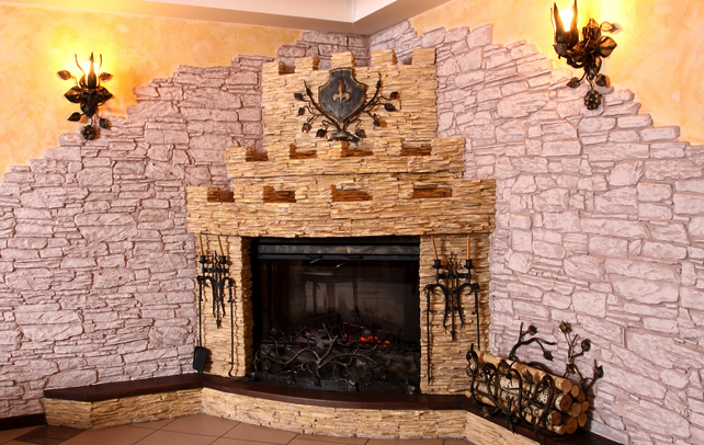 how to decorate mantle